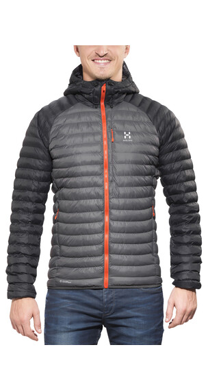 Haglöfs Essens Mimic Hood Men magnetite/true black